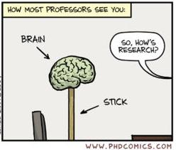 My academic me